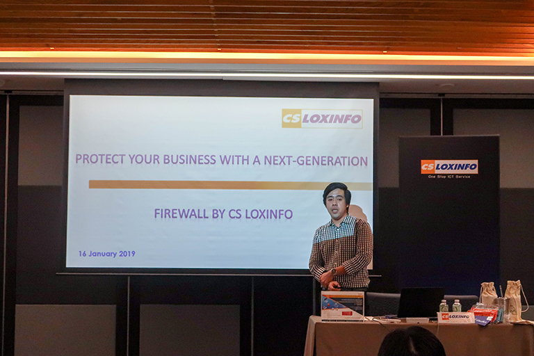 Protect Your Business with a Next-Generation Firewall by CS LOXINFO