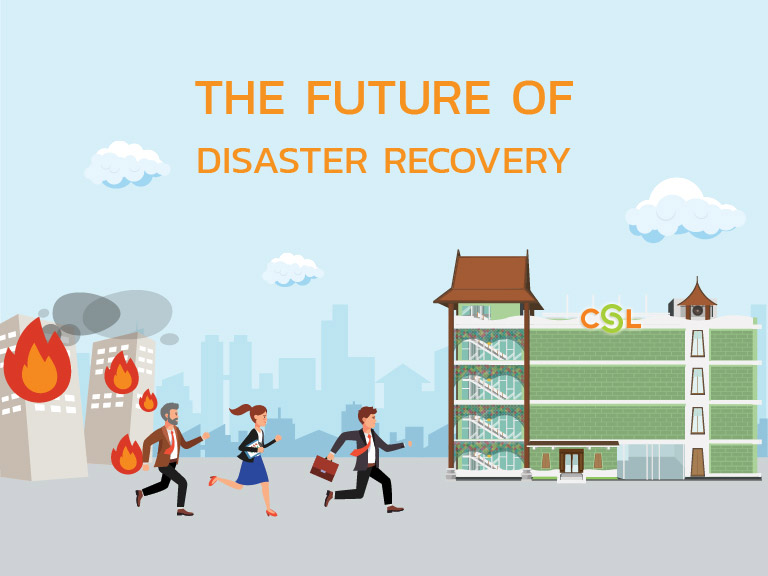 Avoiding Business downtime with Disaster Recovery as a Service (DRaaS)